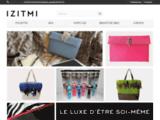 Création et réalisation en France d'accessoires de mode et de décoration uniques et originaux -
