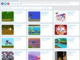 Jeux de Sonic en flash