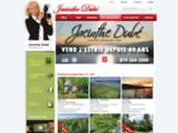 Jacinthe Dubé - Maison à vendre à Sherbrooke