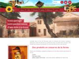 Boutique foie gras de canard et d'oie du Gers, produits du Sud-ouest - Jacqueline CELLA