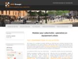 Le mobilier urbain et pour collectivité de qualité 100% française