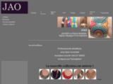 grossiste en bijoux fantaisie ethniques et originaux JAO : colliers, bracelets et accessoires
