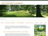 Jardin l Enchanteur © - Jardin l Enchanteur: paysagiste / landscape designer