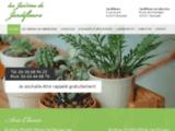 Les Jardins de Saint-Amant, vente de végétaux, Saint-Nectaire