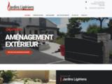 Jardins Ligériens : Travaux de maçonnerie paysagère  et béton décoratif 49