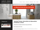 Renovation Paris - Devis renovation appartement Paris et salle de bain | Jarente Frères