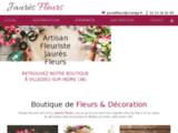 Fleuriste à Villedieu-sur-Indre dans l'Indre (36) | Jaurès Fleurs