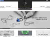 Jérôme Bonneville, artisan joaillier, créateur de bijoux uniques, Meilleur Ouvrier de France