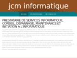 JCM-INFORMATIQUE Dépannage, maintenance,services à domicile, Aix en Provence