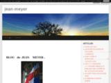 LE  BLOG  de  JEAN   MEYER