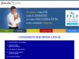 Conférencier Motivateur - Jean-Luc Tremblay