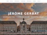 Jérôme Gerbat — Bienvenue sur mon CV en ligne.