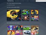 Site de jeux en ligne