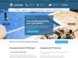 Services et produits pour piscines - JF Piscines