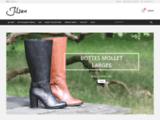 Bottes Mollets Larges de Jilsen Quality Boots