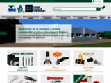 Vente machine a coudre industrielle et pieces detachees - JL PERRIN/TMC -