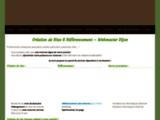 Conception et création web, fréférencement et formations