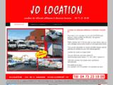 Jo Locations, locations de camions, porte-voitures à Clermont Ferrand