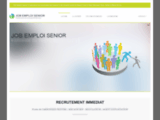 Job Emploi Senior - Offres d'emploi pour les seniors et retraités