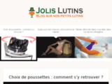 Jolis Lutins : Blog sur nos petits lutins - Blog bébé