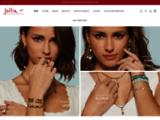 Vente en ligne de bijoux fantaisies de créateurs