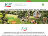 Jost à Molsheim -  Matériels Espaces Verts et Quads