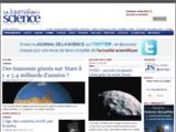 Le Journal de la Science › Accueil
