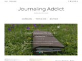 Journaling addict -
