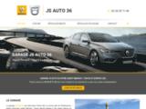 Garage Renault à Levroux (36)