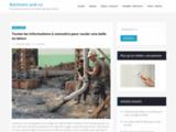 Réalisation de travaux de bâtiment à Cambrésis.