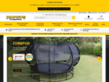 Jumpking Trampolines France