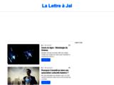 La Lettre à Jal : l'actu du film court et festivals sur Lyon