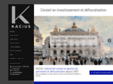 KACIUS - Concepteur de patrimoine