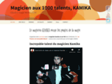 Entrez dans la magie avec KAMIKA - Le magicien aux 1000 talents