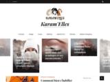 Karam'Elles : Produits cheveux Afro - Cosmétique peau noire produit naturel pour peau noire - KARAM'ELLES