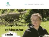 Karine Faucher, comportementaliste pour chiens à Hannut