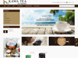 Achat de café, thé, chocolat en ligne - Kawa Tea