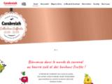 KERFOOD SARL - Carabreizh, crème de caramel & Le Petit Bellilois, petites galettes bretonnes