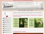 Cabane dans les arbres Bretagne : H�bergement et week end insolites - Kermenguy