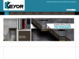 Keyor - Fabricant concepteur de vos portes, clés en main