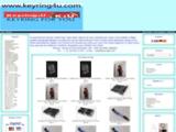 Keyring4u : porte-clés, aimants frigo, cadres photos