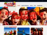 Kids and Family Concept - Organisateur de fêtes pour la famille