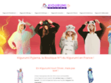 Kigurumi Pyjama - Le Meilleur du Pyjama Japonais
