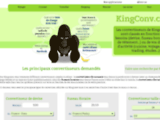 My KingConv | Le blog de KingConv.com