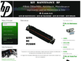 Kit de maintenance HP, Kit de fusion HP, Kit de transfert HP, Kit roller HP, Tambour d'imagerie HP, Serveur JetDirect HP