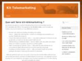 Formation télémarketing, institut de formation marketing direct - Formation Marketing Opérationnel