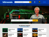 Used Equipment on Kitmondo.com – Buy and Sell Used Machinery Safely