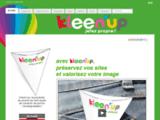 Kleen'up - la poubelle de poche, cendrier de poche, en carton biodégradable pour tous les petits déchets si difficiles à ramasser