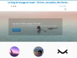 Le blog de Voyage en Israel - Tel Aviv, Jerusalem, Mer Morte... - Préparez votre voyage en Israël !