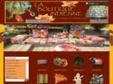 La boutique indienne - Boutique de produits indien, le meilleur de l'inde !